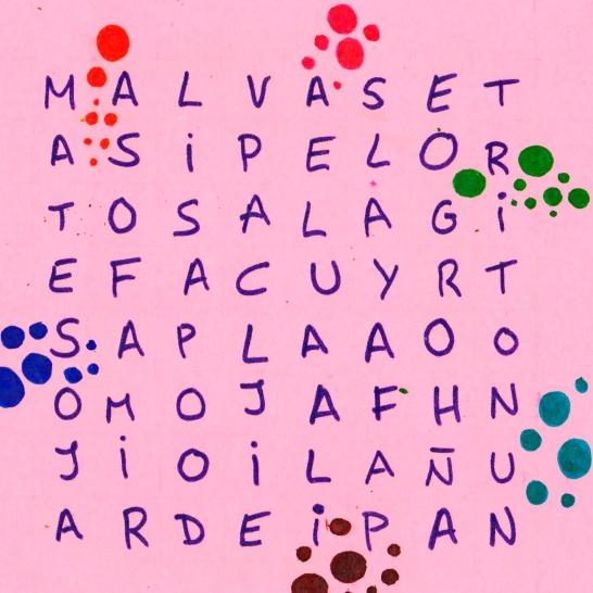 Caldero de letras