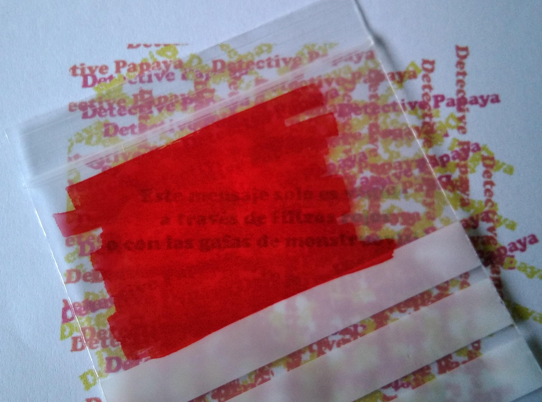 Recursos para partidas: ¡Mensajes secretos! (II. Codificación en rojo) – El  blog del Detective Papaya