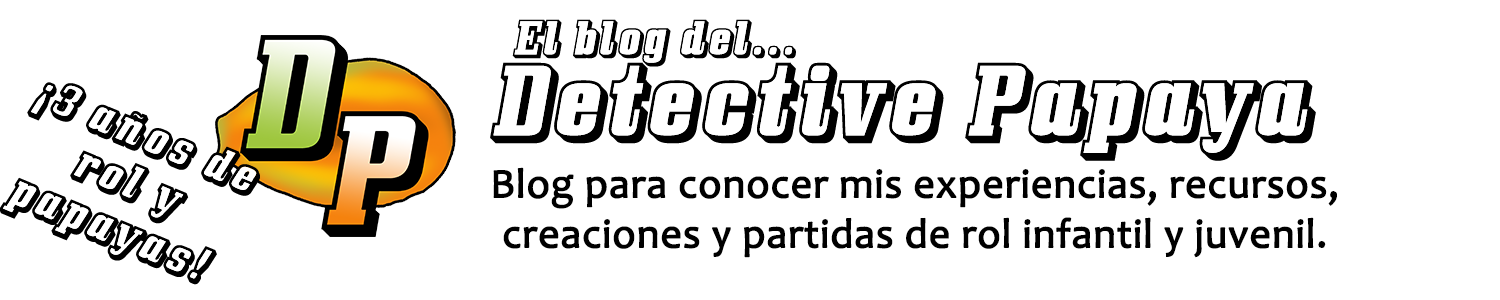 El blog del Detective Papaya